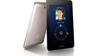 ASUS Fonepad: Günstiger 7-Zöller mit 3G jetzt erhältlich