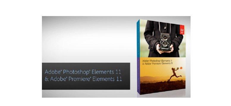 Adobe Photoshop Elements 11 & Premiere Elements 11 mit 50 % Rabatt