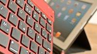 Adonit Writer Plus im Test: iPad-Tastatur und Case in einem