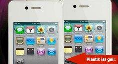 """""""Billig-iPhone"""": Kombination aus Plastik und Glasfaserstoff erlaubt dünne Bauweise"""