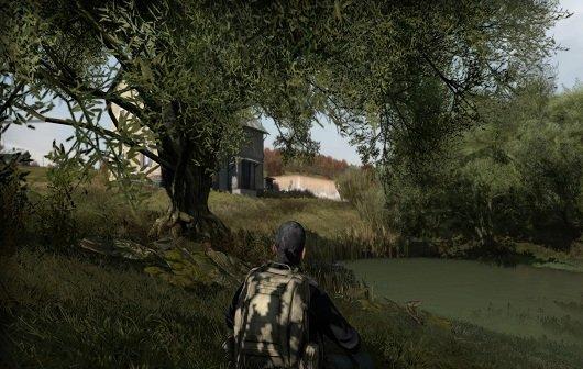 DayZ: Dev Blog zeigt neue Gameplay-Szenen