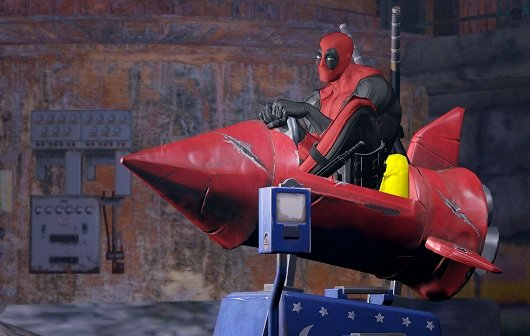 Deadpool: Neue Screenshots veröffentlicht