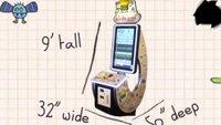 Doodle Jump Arcade: iOS-Spiel schafft es auf den Spielautomat