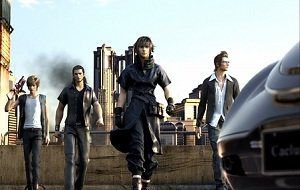 Final Fantasy Versus 13: Heißt jetzt FF 15 und ist PS4 exklusiv (Gerücht)