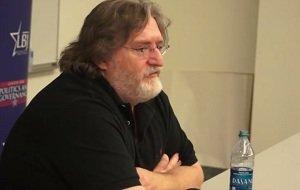 Gabe Newell über Valves Geschichte, Steams Zukunft