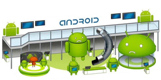 Google ohne großen Stand auf dem MWC 2013