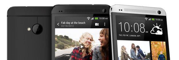 HTC One: Neues Pressebild zeigt das finale Design?