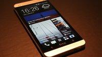 HTC One: Event in voller Länge und das mysteriöse rote One
