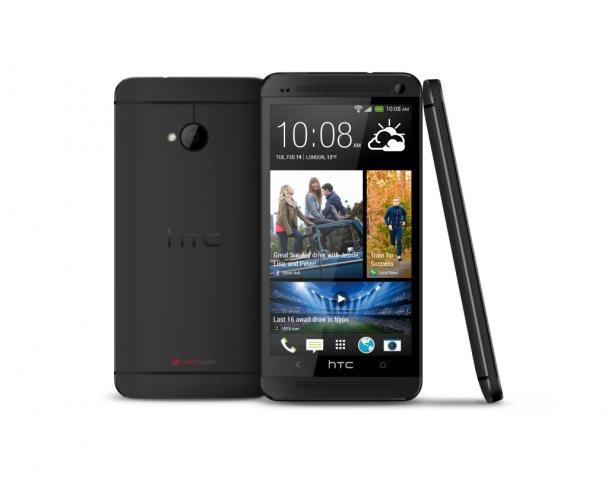 HTC One: Dual-Membran-Mikrofon für bessere Audioaufnahmen