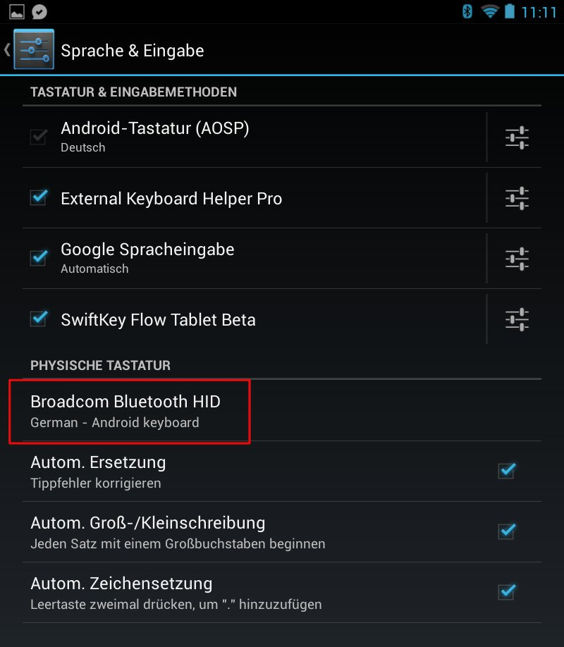 Korrektes Layout für Android-Bluetooth-Tastaturen 04
