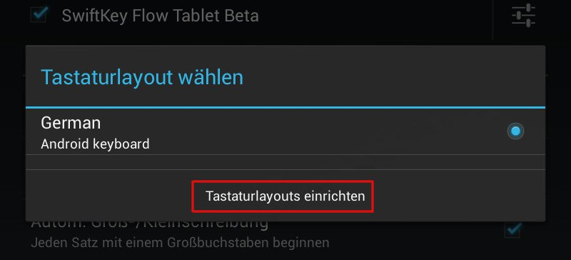 Korrektes Layout für Android-Bluetooth-Tastaturen 05