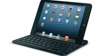 Logitech Ultrathin Keyboard mini: Hardware-Tastatur für iPad mini