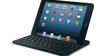 Logitech Ultrathin Keyboard mini: Hardware-Tastatur für iPad mini