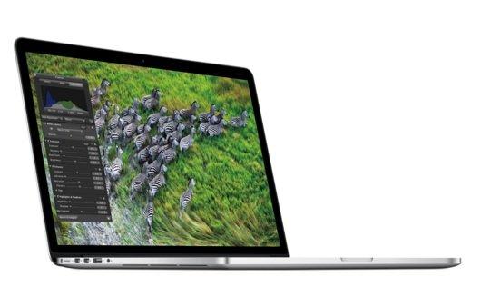 2013er-Retina-MacBook Pro: Apple hat Komponenten verändert