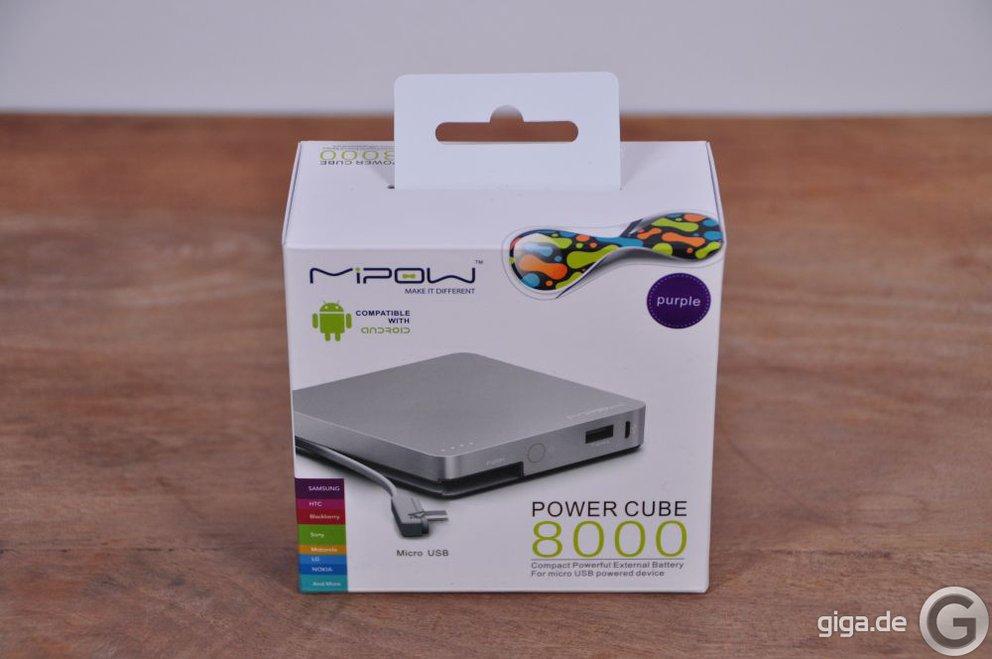 MiPow Power Cube 8000 Gewinnspiel: Die Gewinner stehen fest