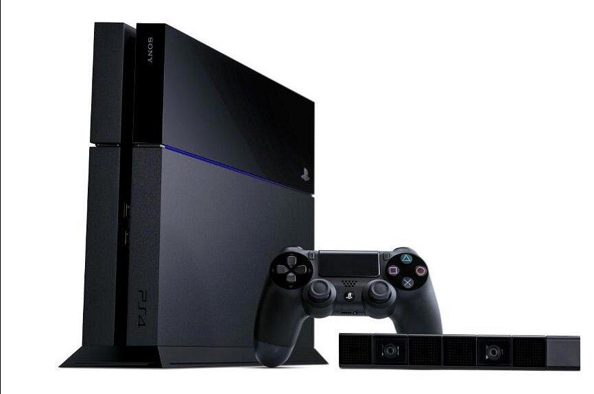 playstation 4 release preis controller und design der. Black Bedroom Furniture Sets. Home Design Ideas