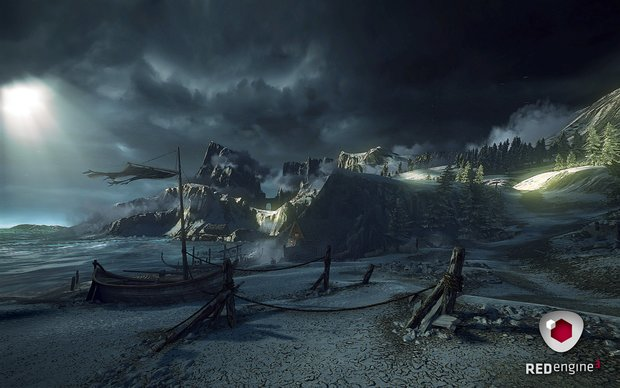CD Projekt: The Witcher Macher enthüllen neue Engine
