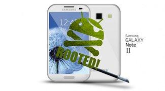 Samsung Galaxy Note 2 rooten und Clockwork Mod installieren