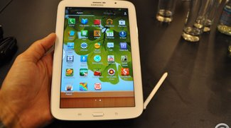 MWC 2013: Samsung Galaxy Note 8 im Hands On