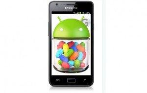 Samsung Galaxy S2 erhält Update auf Android 4.1.2