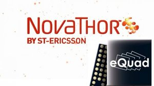 ST-Ericsson NovaThor L8580 3GHz eQuad