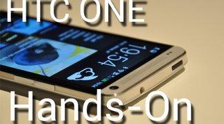 HTC One Hands-On - Das schönste Smartphone kommt von HTC