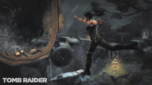 Tomb Raider Definitive Edition: Launch-Trailer stimmt euch auf Laras Abenteuer ein