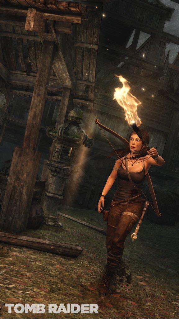 Tomb Raider: Die neue Lara im Reborn Trailer
