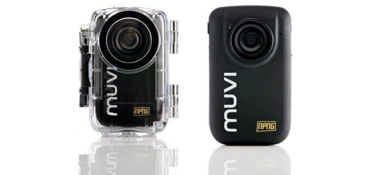 Veho MUVI HD 1080p Action-Kamera für 149,95 Euro bei iBood