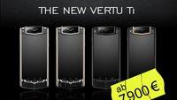 Teure Oberklasse: Vertu Ti - Android Smartphone mit Concierge-Dienst