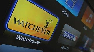 Apple TV & Film-Streaming: Watchever im Test