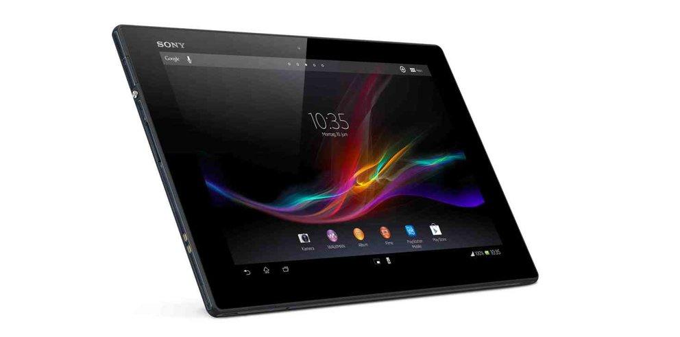 Sony Xperia Tablet Z: Ab Quartal 2 in Deutschland erhältlich