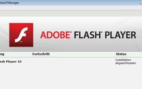 google chrome flash player funktioniert nicht