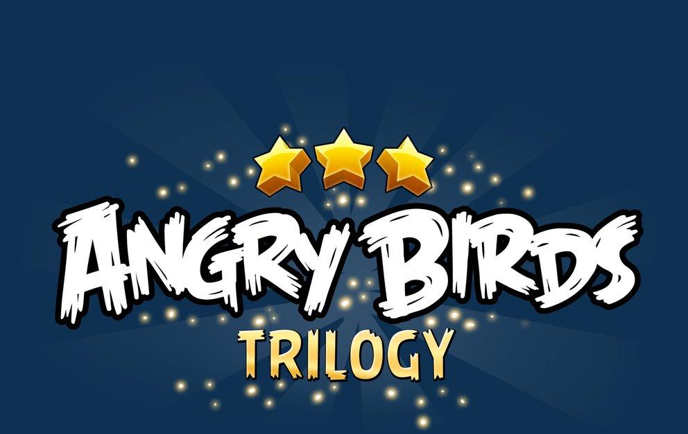 Angry Birds Trilogy: Knackt Millionengrenze, kommt auch für die Wii U