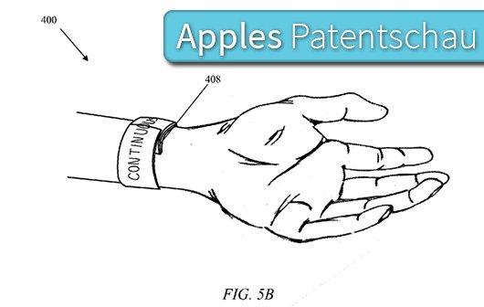 iWatch, haptisches Feedback und mehr: Apples Patent-Neuigkeiten