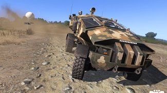 Arma 3: Alpha auf Version 0.54 geupdated