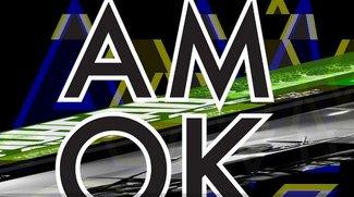 """Atoms For Peace: """"Amok"""" im Stream - das heiß erwartete Album von Thom Yorke, Flea und Co."""