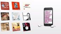 Hörbuch-Empfehlungen: Einer von 5 Titeln kostenlos für lange Winterabende