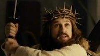 Djesus Uncrossed Trailer: Christoph Waltz geht als Jesus auf Rachefeldzug
