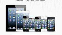 Untethered Jailbreak iOS 6: evasi0n auf Montag verschoben