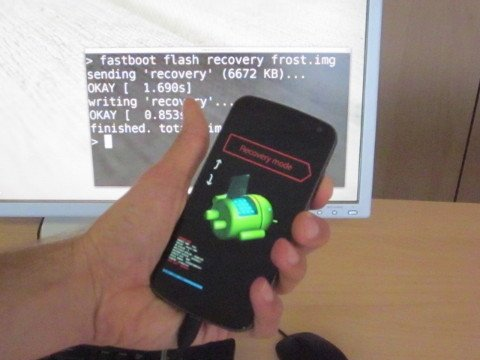 FROST: Android-Daten im Eisschrank auslesen