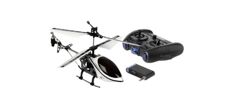 fun2get i-helicopter für iPhone und Android für 19,99 Euro bei Ebay