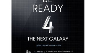 Samsung Galaxy S4: Party auf dem Times Square