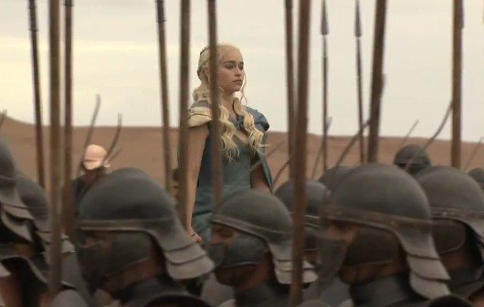 "Game of Thrones: Neuer ""Chaos""-Trailer für Season 3, drei Making-of-Videoblogs"