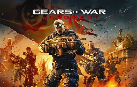 Gears of War - Judgment: Stellt Fragen an Protagonist Baird