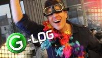G-LOG #15 – Harlem Shake Outtakes & BarCraft