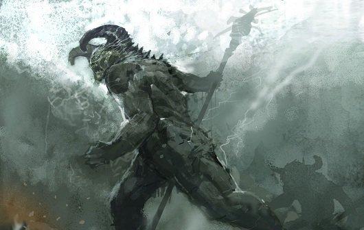 God of War - Ascension: Concept Arts zeigen düstere Umgebungen