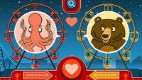 Google ehrt George Ferris zum Valentinstag - so funktioniert das Riesenrad-Doodle