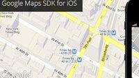 SDK für iOS: Google aktualisiert Maps-API