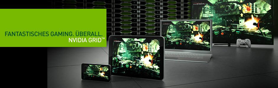 NVIDIA GRID Cloud Gaming